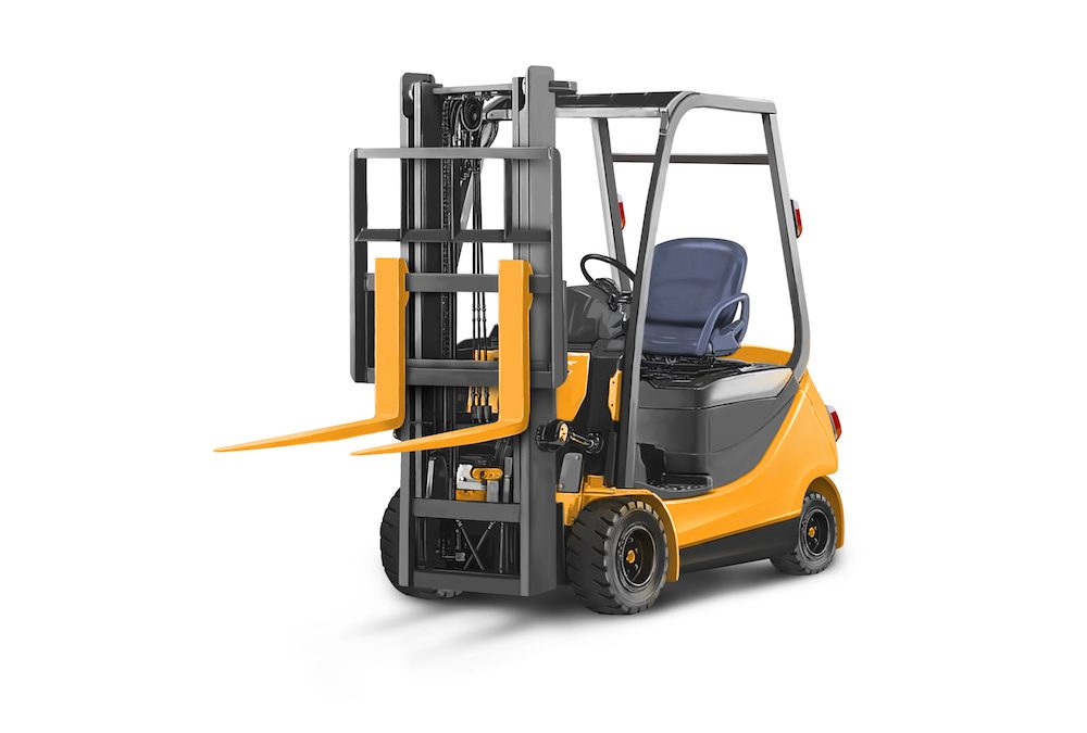 Fork Lift Truck or Tow Truck?