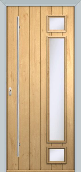 Rimini Irish Oak Satin